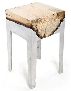 Wood Casting by Hilla Shamia | Design Milk