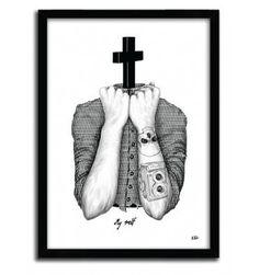 MYSELF by Mr Walter #print #art