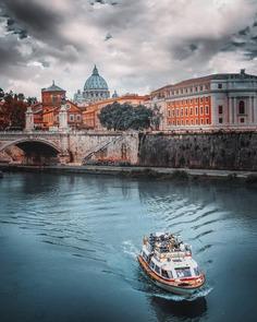 #ig_rome: Beautiful Cityscapes of Rome by Valerio Benincasa