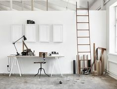 One Pic Wednesday: Inspiration by Lotta Agaton emmas designblogg #interior #design #decor #deco #decoration