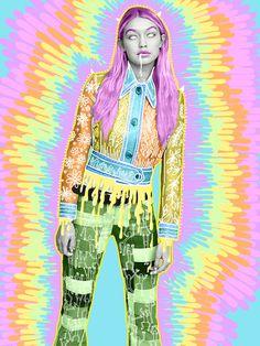 illustrations by art director & illustrator Alex McClelland