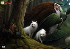 Illustrations by Max Kostenko #arts #illustrations #inspirations