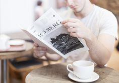 Iceberg Newspaper - Socio Design