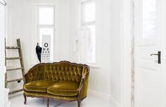 Sekelskifteshus #interior #design #decor #deco #country #decoration