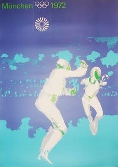 Flyer Design Goodness - A flyer and poster design blog: Otl Aicher - Munich Olympics 1972