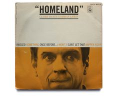 HOMELAND #homeland album cover