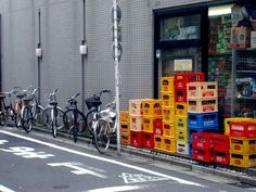 eyeone | seeking heaven #tokyo #photography #transportation #bicycle