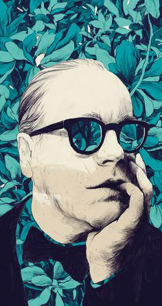 EDITORIALS 3 on Behance #philip #illustration #seymour #hoffman