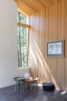 Campos Studio Has Integrated Sooke House with the Rhythm of the Forest