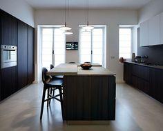 'Giolitti' appartment -FABIO FANTOLINO #design #interior #appartment #industrial #fabiofantolino