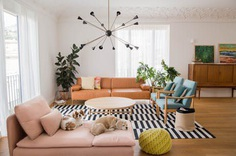 House Tour: A 1950s Apartment's First Renovation | Apartment Therapy