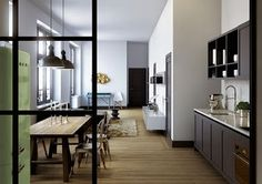 Tant Johanna #interior #kitchen #design #decoration