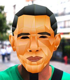 Gonzales: Klets!11 #klets #mask #obama