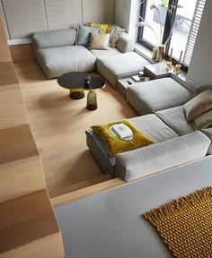 Floating House in Arnhem - InteriorZine #decor #interior #home