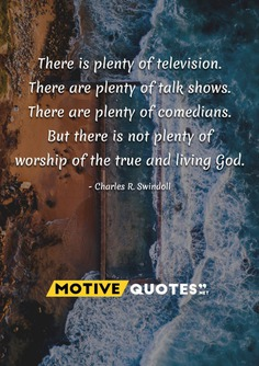 There is plenty of television