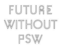 Font PSW #font #design