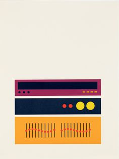 The Hi-Fi, by YES #inspiration #creative #radio #design #graphic #illustration #music