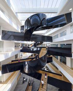 CJWHO ™ (UN City, Marmorvej 51, Copenhagen, Denmark | 3XN ...)