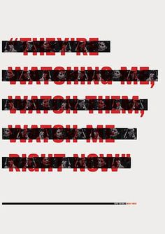 FFFFOUND! | Jesse2.jpg (Image JPEG, 400x567 pixels) #censorship #type #typography