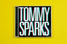 Tommy Sparks Red Design #cd