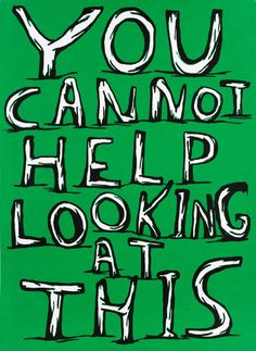 David Shrigley | PICDIT