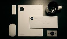 All sizes | Brand Identity Study - 006 | Flickr - Photo Sharing! #brand #design #stationary #accent