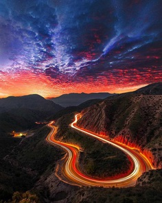 Astonishing Landscapes of California by Nate Carroll
