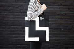 MIT Media Lab by Pentagram #bag
