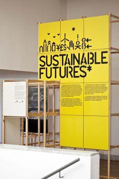 Design Museum – Sustainable Futures* Exhibition — Build #gg