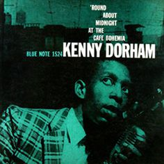 Kenny Dorham Round Midnight | Blue Note Jazz Album Cover