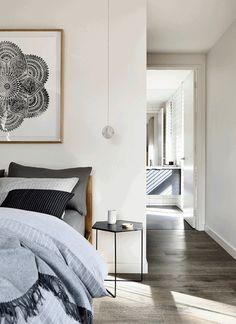 L-Shaped Modern House in Melbourne by InForm Design 8