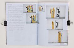 Dandini Comes Clean – Paintings by Robert McLeod #print #design #art #typography