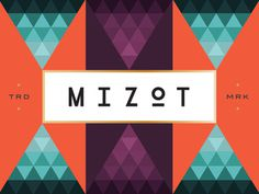 Mizot #simple #fun #graphic #clean