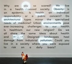 Life Support: Can Architecture Make Us Healthy?: Observatory: Design Observer