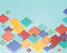 Gavin Potenza   FormFiftyFive – Design inspiration from around the world #flat #illustration #colour