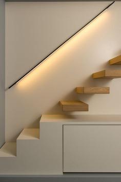 ¡20 novedosos diseños de escaleras que desearás tener en casa hoy mismo! - Ideas Perfectas