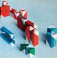 Design in the Chemical Industry by Hans Neuburg, 1967 (ABC Verlag) (via insect54)