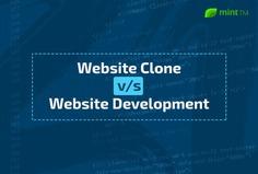 Website-Clone-vs-Website-Development