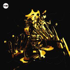 "Velour Modular - ""TURPENTINE"" artwork by Quentin Deronzier  #artwork #albumart #cover #EP #gold #golden #woman"