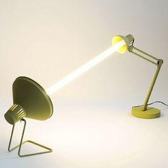 Dezeen » Blog Archive » Relumine by Mischer'Traxler #bulb #fluorescent #design #product #light #neon