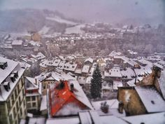 andrsn #town #snow