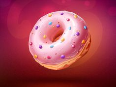 Donut #erger