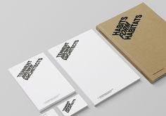 #brand #identity #stationery