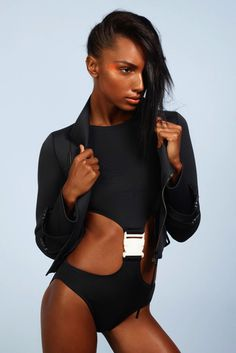 Jasmine Tookes for Nasty Gal Spring Summer Collection #model #girl #photography #fashion #editorial
