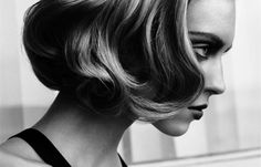 Marcus Ohlsson #woman #hair #photography #fashion #beauty