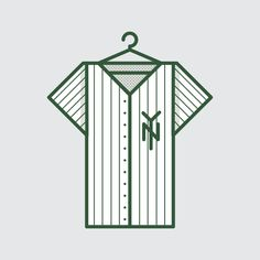 New York Yankees illustration - www.lucasjubb.co.uk