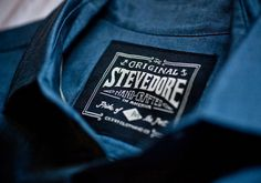 CXXVI Clothing Co. Jon Contino, Alphastructaesthetitologist #neck #tag #sewn #label