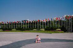 Elimination Method: Lonely People, Street Photography by Mankichi Shinshi