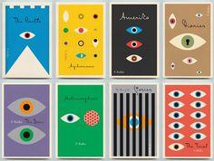 JACKET MECHANICAL: Kafka #print #poster #illustration