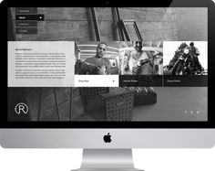 Rebourn Site — Nu206 #website